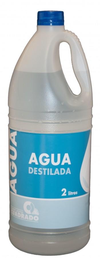 AGUA DESTILADA 2L.