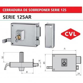 CVL CERR 125AR 10 DCHA NI