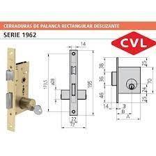 CVL CERR 1962 60HL/CL