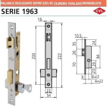 CVL CERR 1964A HN/CL