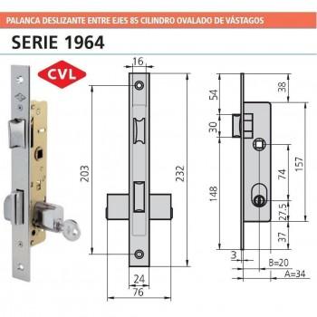 CVL CERR 1964T HN/CL
