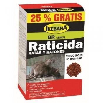 IKEBANA RATICIDA CEREAL 300GS.
