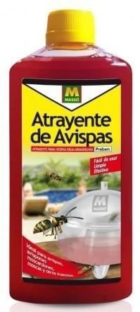 MASSO ATRAYENTE PARA AVISPAS 400ML.
