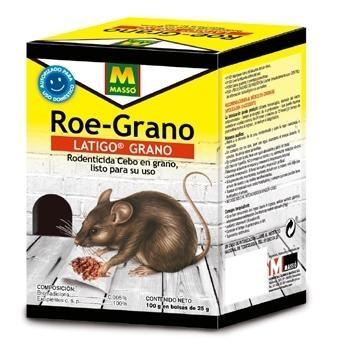 MASSO ROE GRANO 100 GRS.