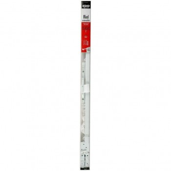 RIEL EXTENSIBLE PARED CLASIC 2     71X122