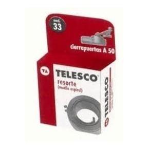 TELESCO REPUESTO MUELLE 33
